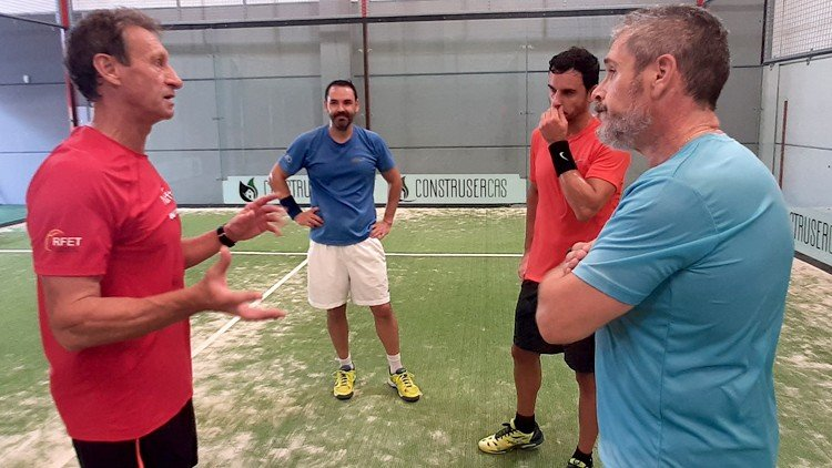 GP&DDR Padel Experience Training
